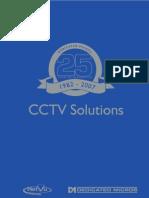 CCTV Solutions Brochure 25Yr Logo