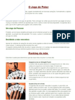 Poker - Tutorial Completo