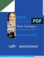 CCTV Trade Catalogue Summer-Autum 2007