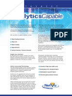 AnalyticsCapable Datasheet English