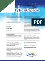 AnalyticsCapable Datasheet English