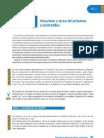 Volumen de Prismas Rectos y Piramides