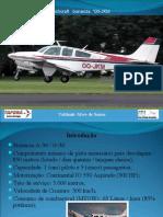 Avião Beechcraft Bonanza