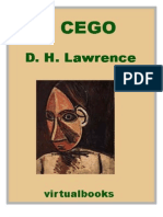 d. h. lawrence - o cego