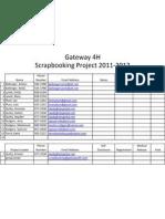 gateway 4h scrapbooking 2011