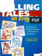 Telling Tales in English Activity-Book