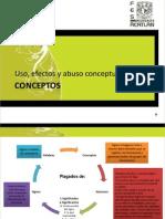 5 de Conceptos y Palabras