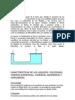 La hidráulica es la parte de la física que estudia la mecánica de los fluidos
