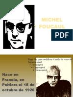Michel Foucault. Concepcion de Poder
