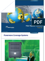 Powerwave Fiber Optic Repeater Solutions