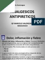 CLASE 4 ANALGESICOS ANTIPIRETICOS