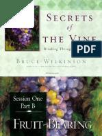 Secret of the Vine - Part 2