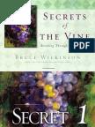 Secret of the Vine - Part 3