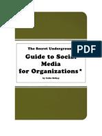 Social Media Guide Release