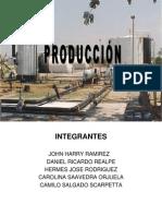 PRODUCCION DE HIDROCARBUROS (PRODUCCION PETROLERA)