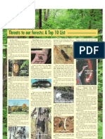 Threats to Our Forest - A Top 10 List by Bruce Haire Copy Copy