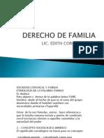 DEERECHO DE FAMILIA