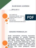 Problem Base Learning Presentation
