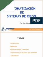 Exposicion Automatización - Ing. Carlos Pimentel