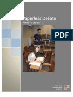 Paperless Debate Manual 3.0