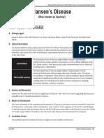 Hansen's Disease (PDF)
