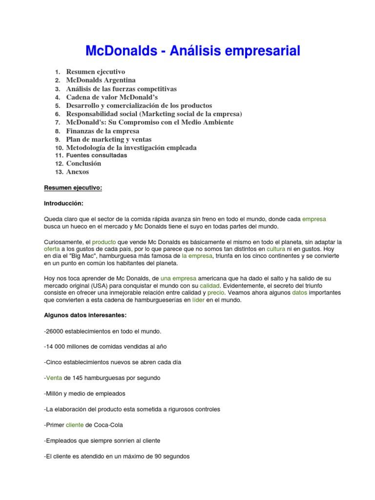 Matriz Efe De La Empresa Coca Cola | BLSE