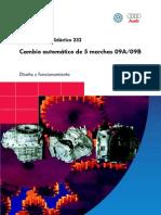 232 SSP_Cambio Aut. 5 marchas 09A-09B_sp