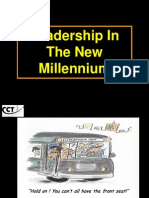 Leadership in the New Millennium
