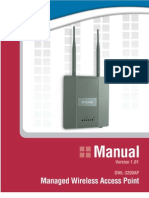 DWL3200AP Manual 101
