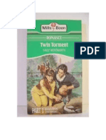 Twin Torment by Sally Wentworth