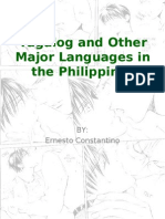 Tagalog and Other Major Languages in the Philippines