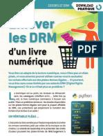 Enlever les DRM des livres Numeriques