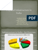 Physical Infrastructure in India