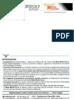 Manuale uso Granpasso1200