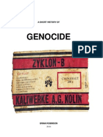 A Short History of Genocide
