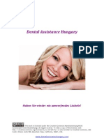 Informationsblatt_Dental Assistance Hungary