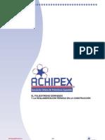 Poliestireno Expandido Manual Achipex Construccion