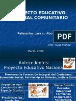 Revisión para la Construcción del PEIC