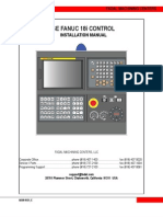 GE Fanuc 18i Installation Manual