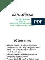 Zzzdo an Mon Hoc (Ban Moi)