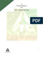 Marketing Management Project _ITC-Aashirvaad-Atta