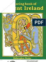 Coloring Book of Ancient Ireland