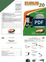 Manual Técnico Eurus 20_Rev07