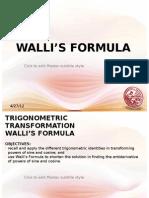 Lesson 7b Wallis Formula