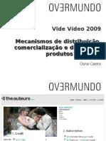 apresentação Videvideo - UFRJ
