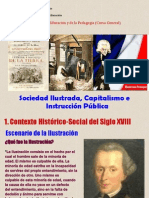 2. Siglo XVIII. Contexto Histórico-Social. 2011