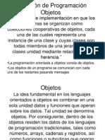 PROGRAMACION ORIENTADA A OBJERTOS Unidad_3
