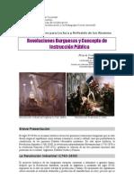 4. Revoluciones Burguesas e Instrucción Pública. Ficha. doc