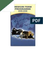 2006-2008 Medium-Term Programme