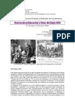 8. Ilustración y Educación en Hispanoamérica. Yépez. 2009